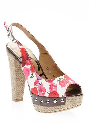 Canzone Ayakkabı Renkli